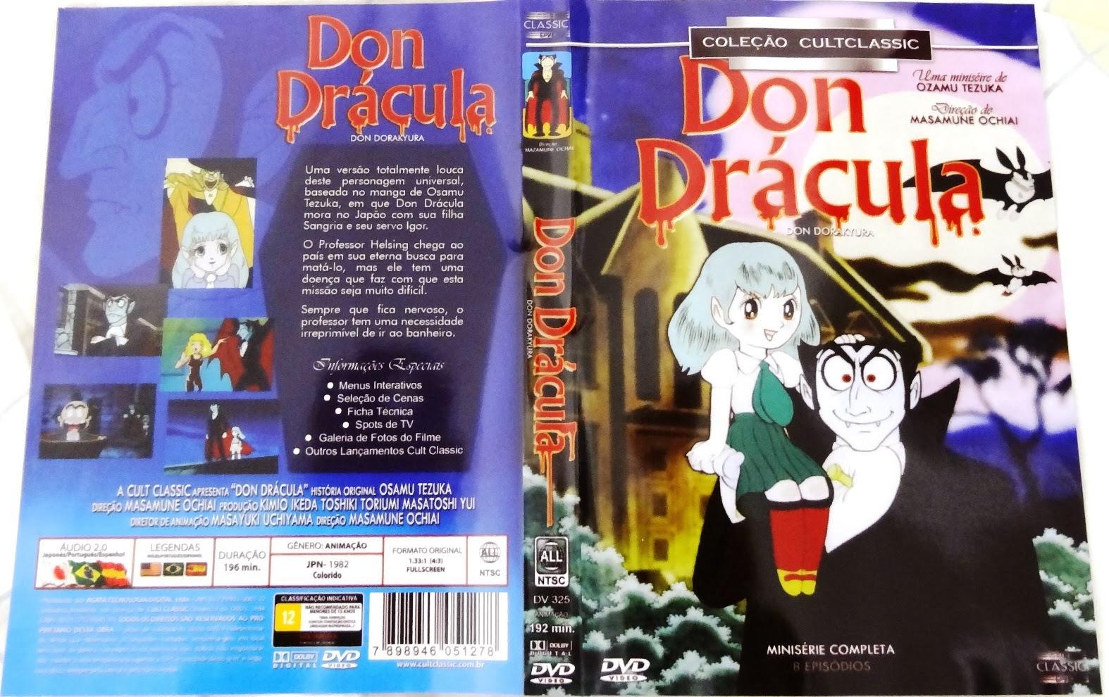 Hanna Barbera Show Parte 2: Don Drácula 1982 DVD R Download. #0F70BC 1574 990