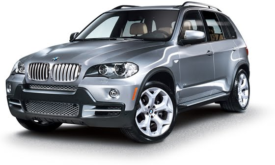 2012 bmw x5 Front View