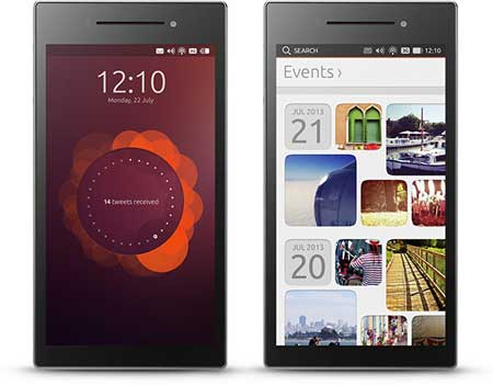 The First Ubuntu  Phone