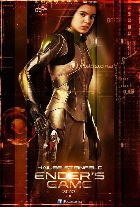 El Juego de Ender - Hailee Steinfeld (Petra Arkanian)