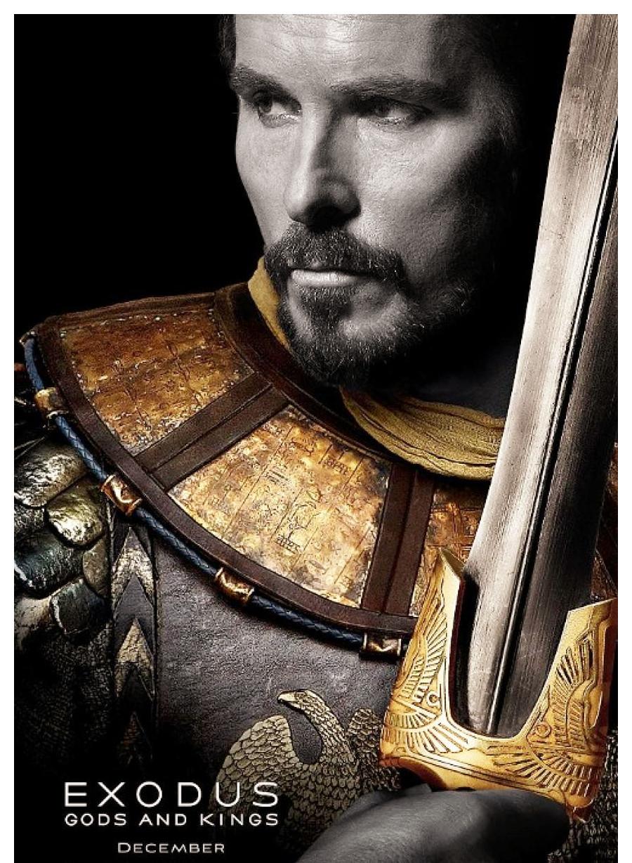 Film Exodus Gods And Kings Movie