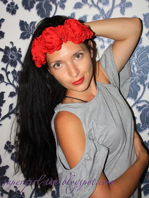 supergirl и ее аксессуары для волос