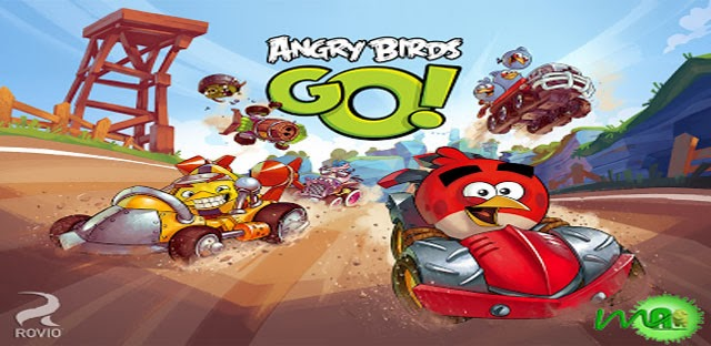 Angry Birds Go!  Mod APK download free android