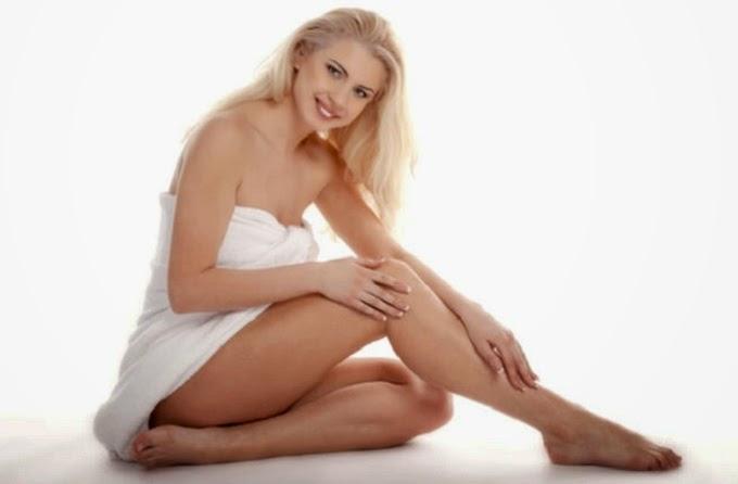 خلطات طبيعية للتخلص من إحمرار البشرة بعد إزالة الشعر