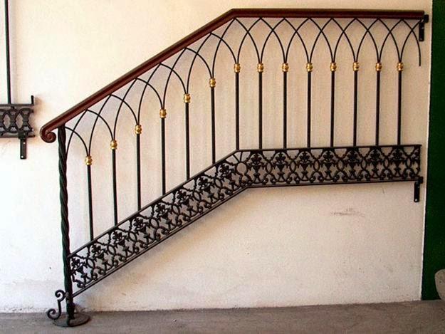 Remodelaciones de casas dise o construccion y for Fotos de escaleras de herreria