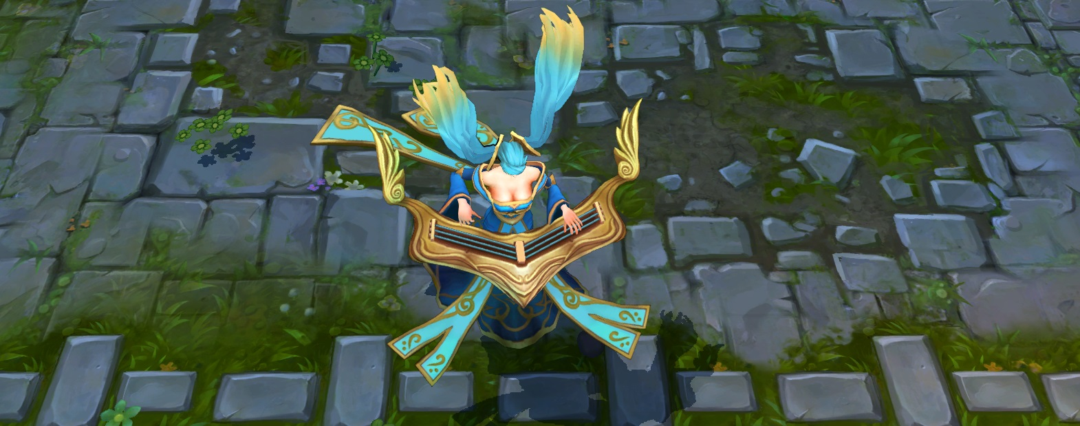 look at each of sona s new visual effects and her updated skins sonaSona Champion