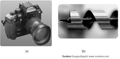 Film tipis digunakan secara luas sebagai pelapis optik pada lensa Pelapis mata bor