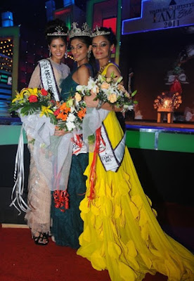 Miss India 2011 Gallery - Beautiful Girls