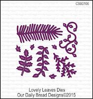 ODBD Lovely Leaves Dies