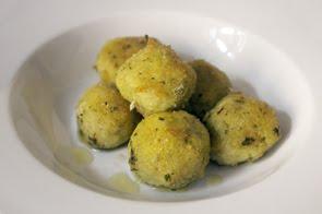 Gnudi di ricotta e broccoli al profumo di limone e Moscato