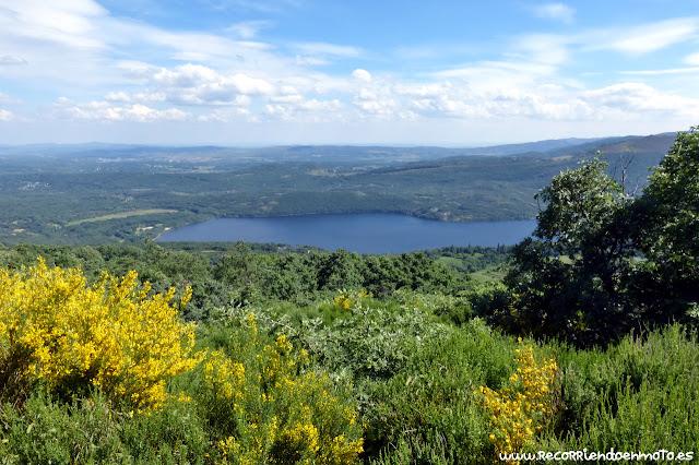 Vista de Lago de Sanabria