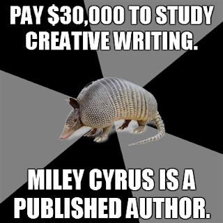 creative writing majors