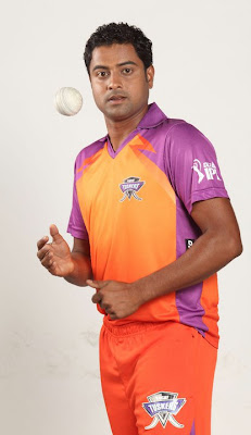 Kochi Tuskers IPL Official Jersey