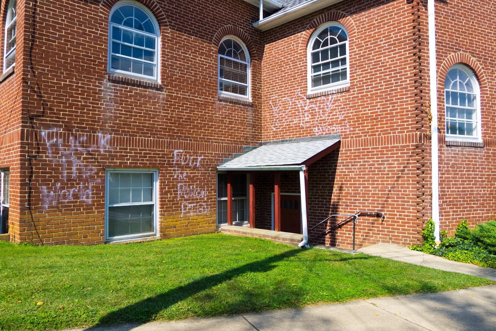 Community fellowship church brookland terrace