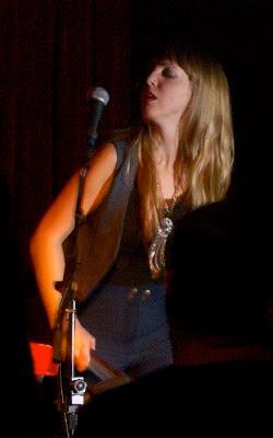 Laura Burhenn of The Mynabirds