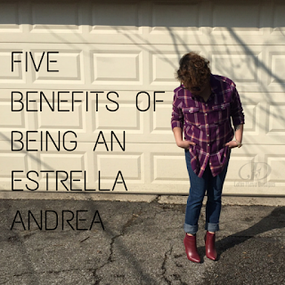Five Benefits of Being an Estrella ANDREA (ANDREA Star) - The Daily Fashion and Beauty News