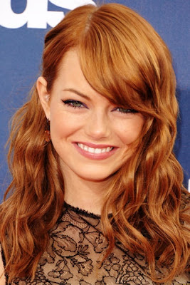 emmastonewella 2012 Golden Globes Hottest Hair Trends