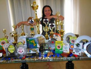 1ª Coronel da PM-AP, Palmira Bittencourt é competidora e fundadora da federação de tiro prático - Foto: Arquivo Pessoal