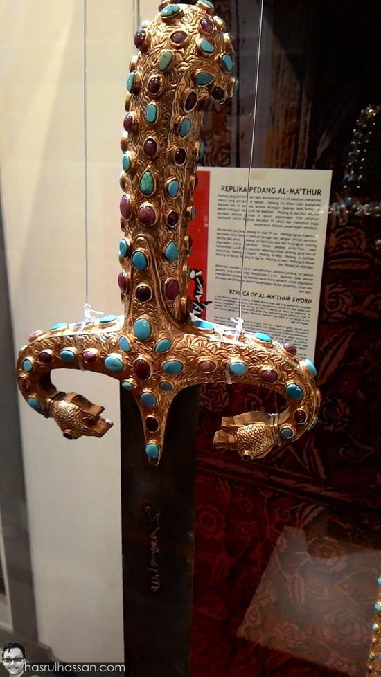 Al-Mathur Sword