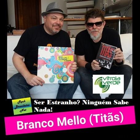 Branco Mello (Titãs) - Entrevista #1