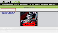 Cara Membuka Waptrick lewat Mozilla Firefox