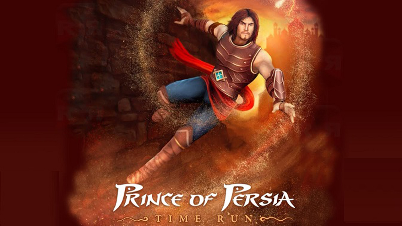 Prince of Persia: Time Run Gameplay IOS / Android