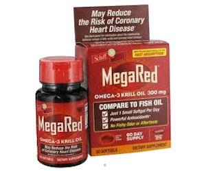 Amostra Gratis MegaRed Suplemento Vitamínico Ômega-3