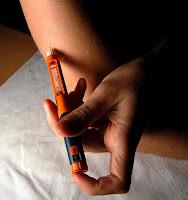 Diabetes akut kadar glukosa darah rendah