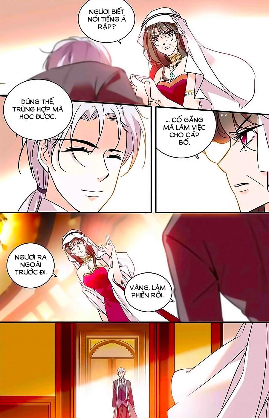 999 Nụ Hôn Bá Đạo Của Nam Thần: Chap 283 page 4 - truyenpub.com