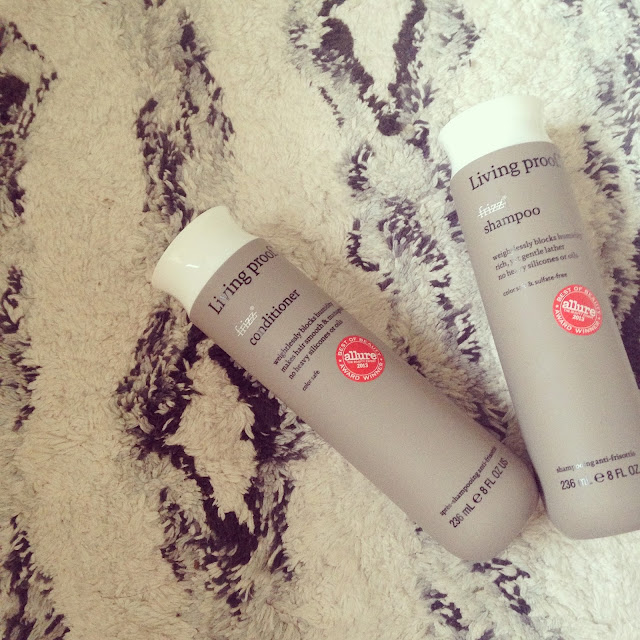 best shampoo and conditioner, living proof, beauty