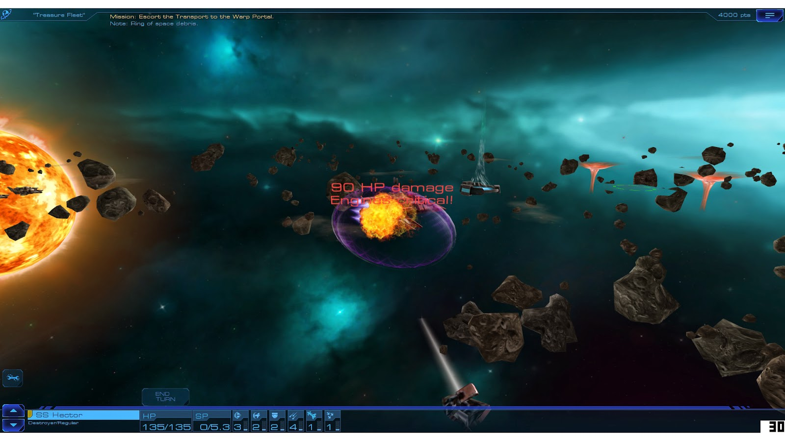 Sid Meier's Starships Battle