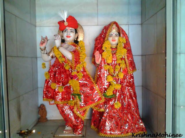 Image: Bhagwan Radhe Krishna