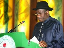 President Jonathan's Independence Day Speech
