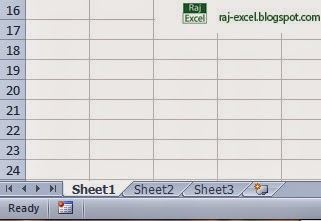 Excel sheet view in 2010