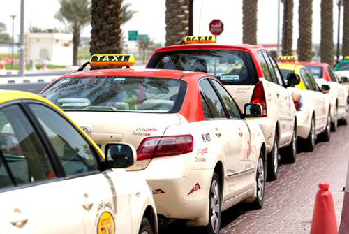 Taxi Drivers' Reputation in Dubai... Good and Bad