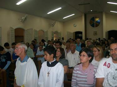 Ágape  Seminario de Vida no Espirito Santo