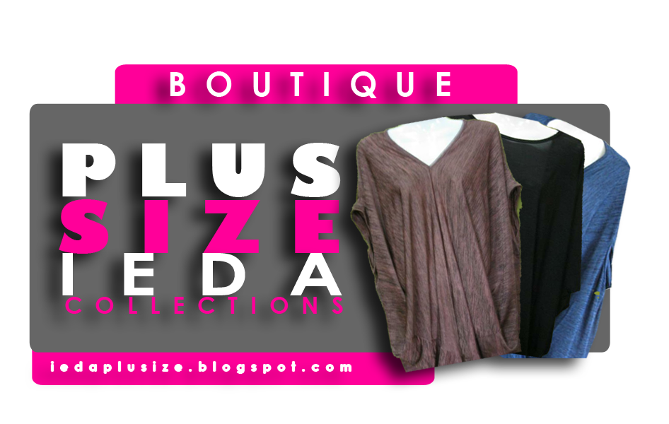 Boutique plus size ieda collections