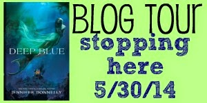 Deep Blue Blog Tour