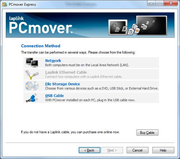 PCmover Express Gratis