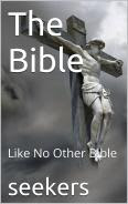 God and the bible