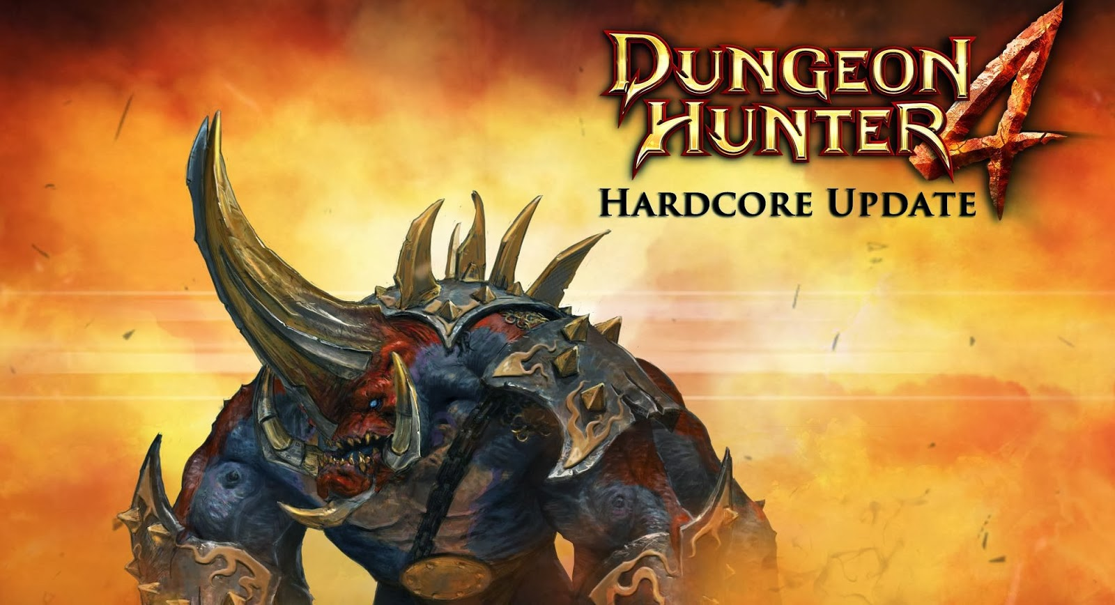 Dungeon Hunter 4 Apk v1.6.0m + Data Mod [Unlimited Gold e Gems / Torrent]