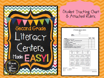 Literacy Centers Made EASY! - Teach Outside the Box