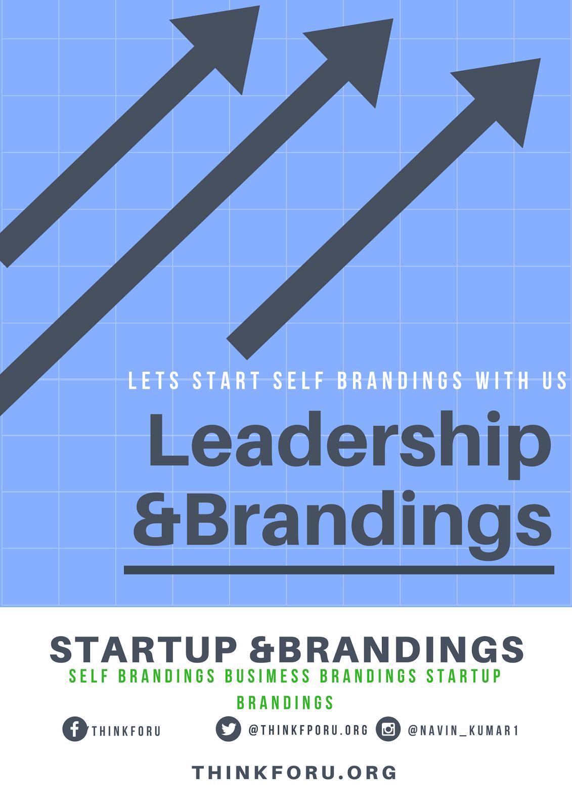 Self Branding with us