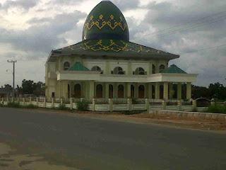Gambar-masjid-agung-banjarbaru