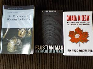 click pic - Ricardo Duchesne's books
