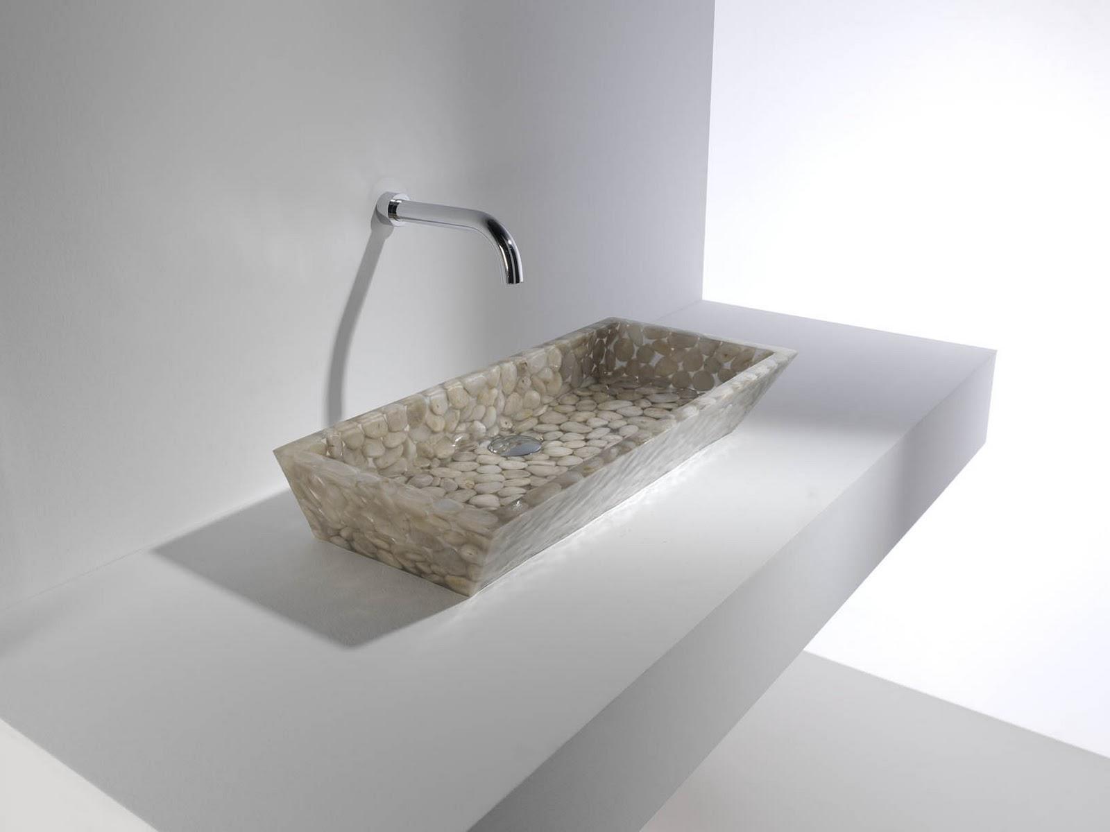 Lavabos de dise o lavabos de dise o en piedras naturales - Lavabos de diseno ...