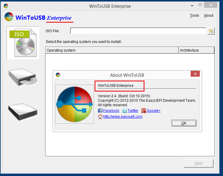 WinToUSB Enterprise 2.4 Full