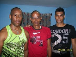 Nelson, Alexander y Efrain