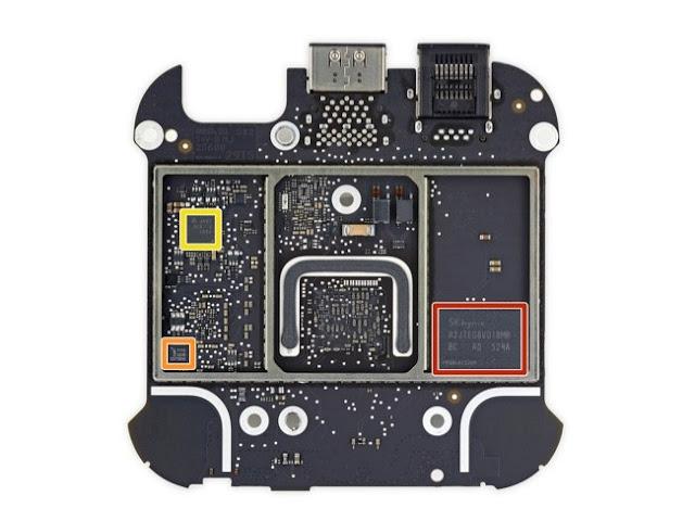 iFixit nos muestra el interior del nuevo Apple TV