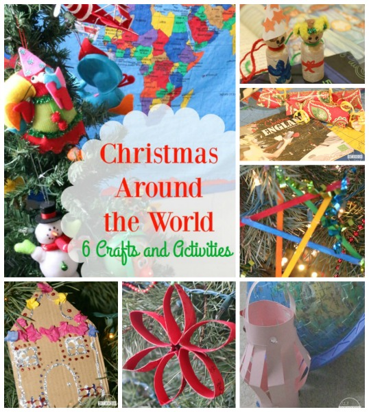 Delightful Christmas Around The World Craft Ideas Part - 14: Christmas Around The World Crafts